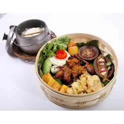 Racik Desa - Paket Nasi Liwet Komplit Ayam Racik Desa