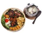 Racik Desa - Paket Nasi Liwet Komplit Ayam Tulang Lunak
